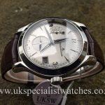 Jaeger-Lecoultre Master Hometime GMT - Stainless Steel - 147.8.05.S