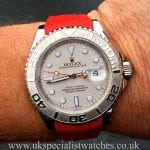 Rolex Yachtmaster Gents 40mm 16622