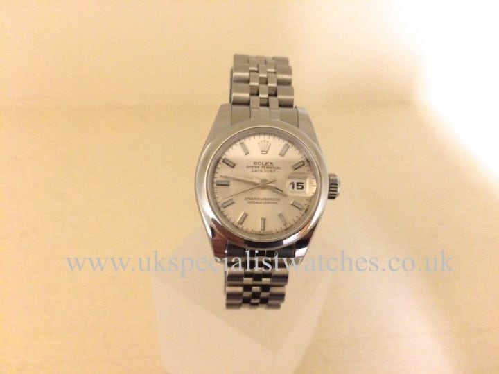 Rolex Oyster Perpetual Lady-Datejust Steel 179160