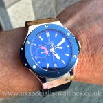 UK Specialist Watches have a limited edition Hublot Big Bang 18ct Rose Gold - UEFA Euro 2008 - 318.PM.1123.RX.EUR08