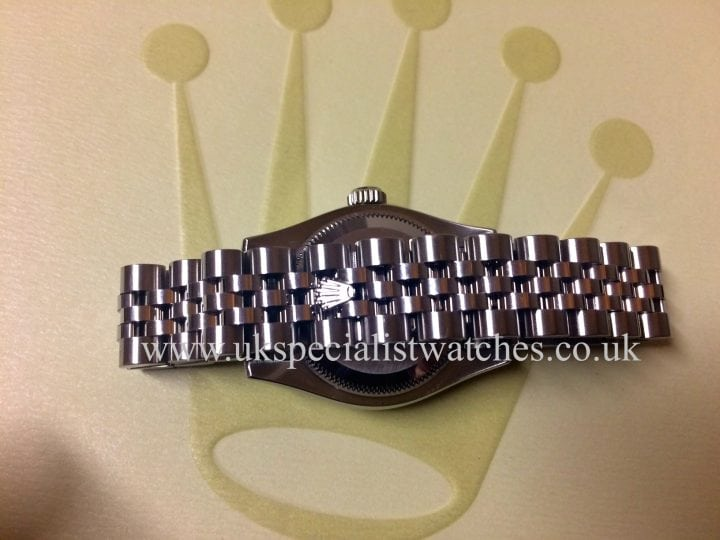 Rolex Oyster Perpetual Lady-Datejust Steel 179160 with jubilee bracelet