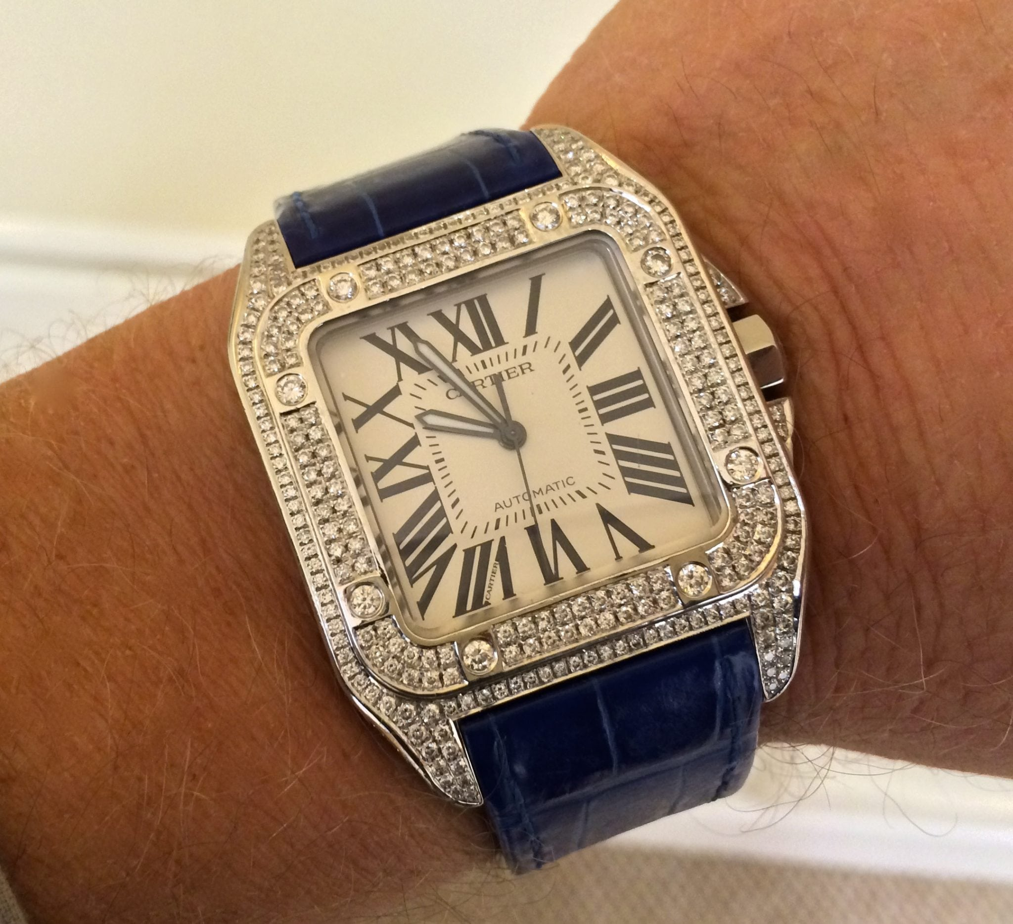 Cartier luxury watches for women: finest watch collections ...