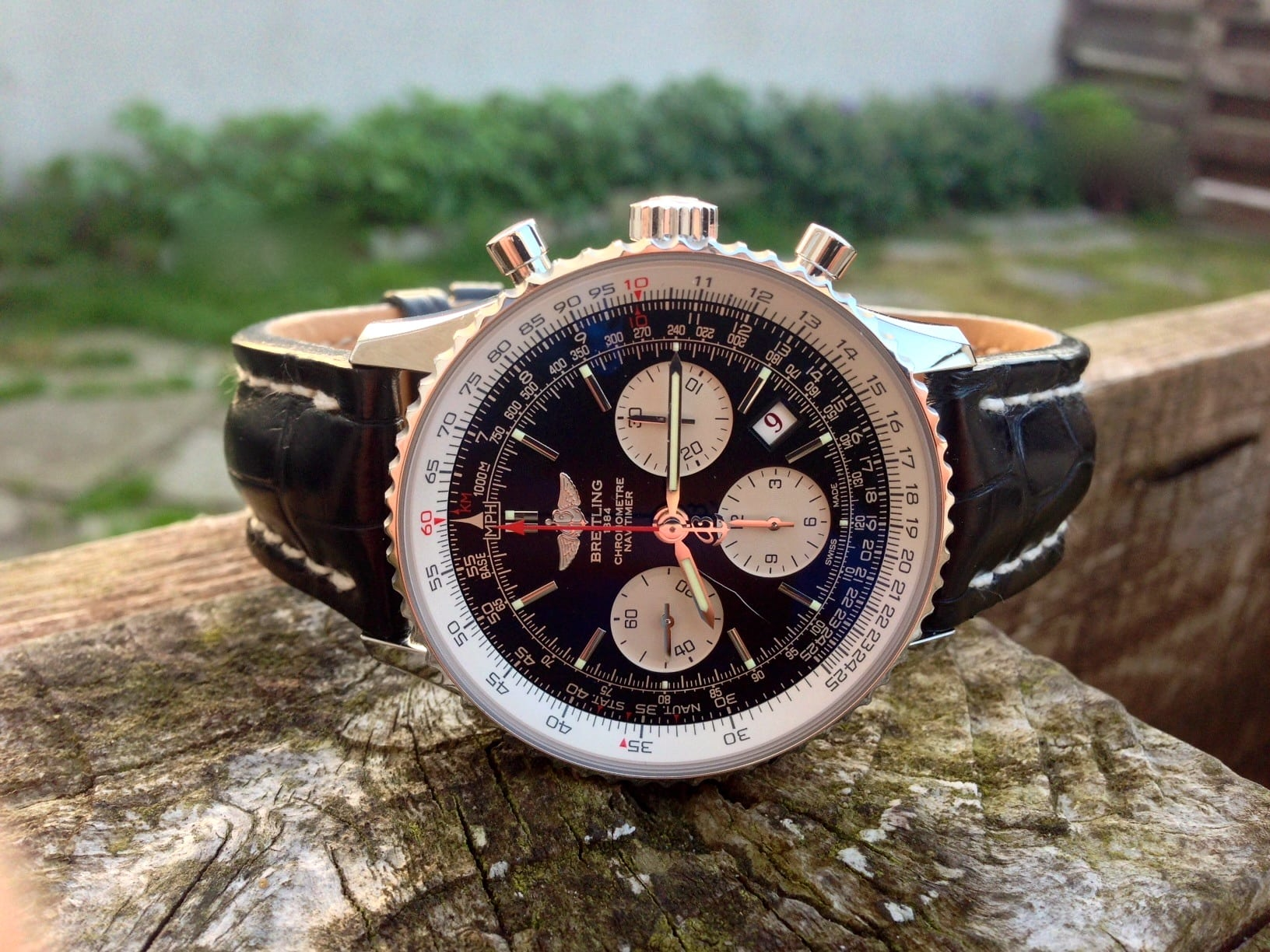 Breitling Navitimer Limited Edition. AB012112/BA48