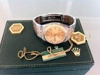 Rolex Oyster Quartz Vintage bi metal 17013