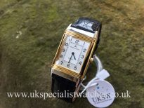 Jaeger-LeCoultre Reverso Classic - 18ct Gold & Jaeger-LeCoultre Reverso Classic - 18ct Gold & Steel - 250.5.08 - 250.5.08