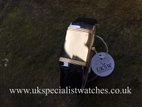 Jaeger-LeCoultre Reverso Classic - 18ct Gold & Steel - 250.5.08