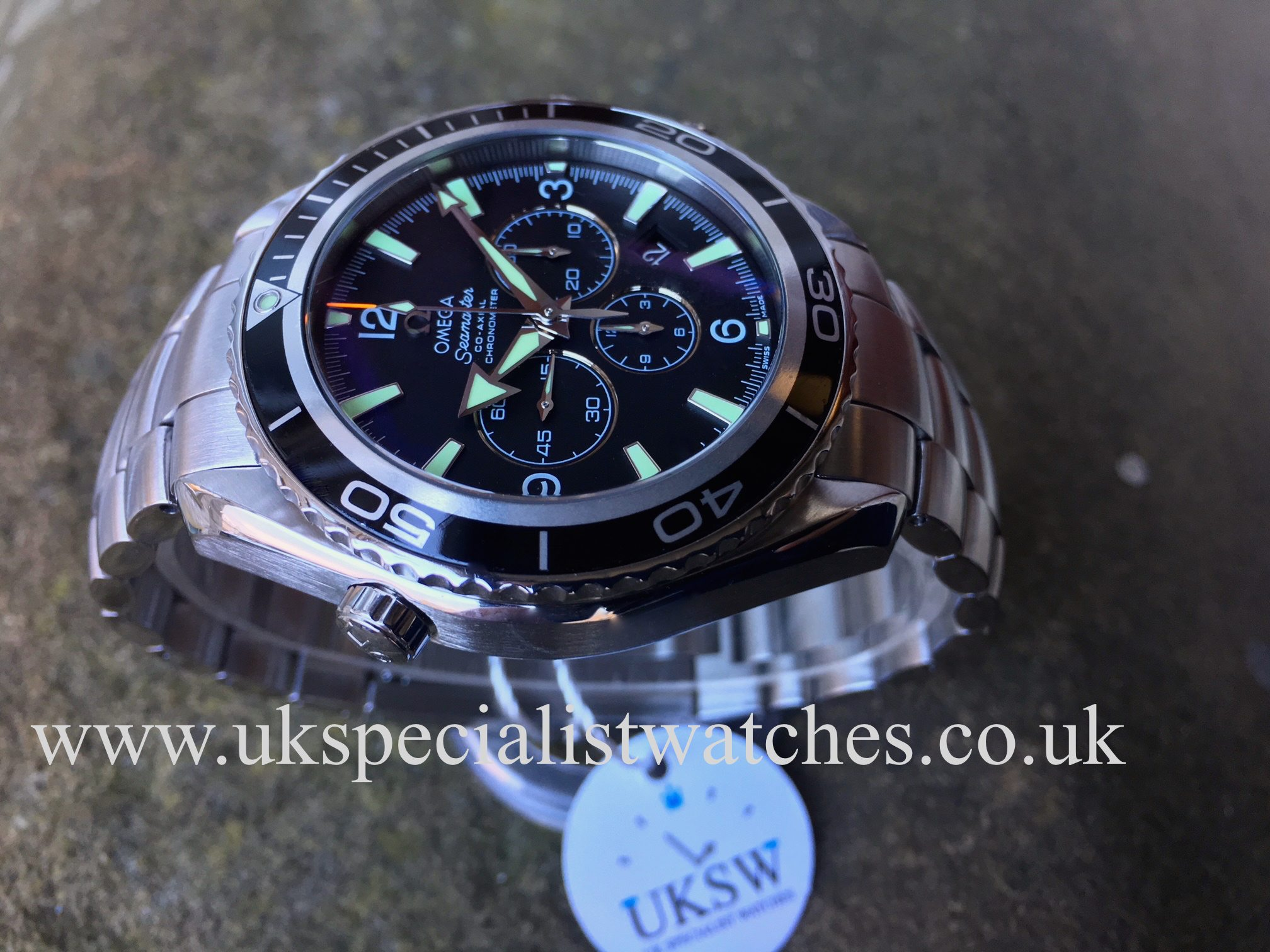 chronograph swisswatchexpo f seamaster planet watch omega watches ocean mens
