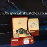 UK Specialist Watches have a beautiful Omega Seamaster Planet Ocean Chrono - 45.5mm - 2210.50.00