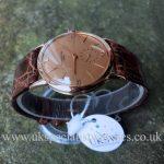 UK Specialist Watches have a Patek Philippe Calatrava 1471 – 18ct Rose Gold – Vintage 1941