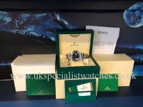 UK Specialist Watches have a Rolex GMT-Master 116710BLNR Blue Black Batman – Bruiser – UNWORN