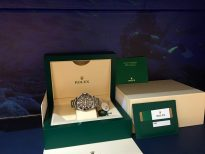 UK Specialist Watches Have a brand new Rolex Sea-Dweller red writing 50th anniversary 126600 - new unworn with stickers 2018
