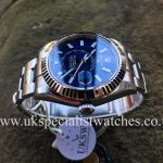 UK Specialist Watches have a Rolex Sky-Dweller Stainless Steel – Blue Dial – 326934 - NEW