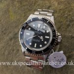 UK Specialistwatches have a vintage Rolex Submariner 5513 – with a Meters First Dial – Vintage 1967