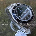 UK Specialist Watches have a Rolex Submariner Non-Date – Steel – 14060M – Full Set