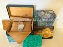 Rolex Date-Just 16220 36mm 'Jubilee Bracelet'