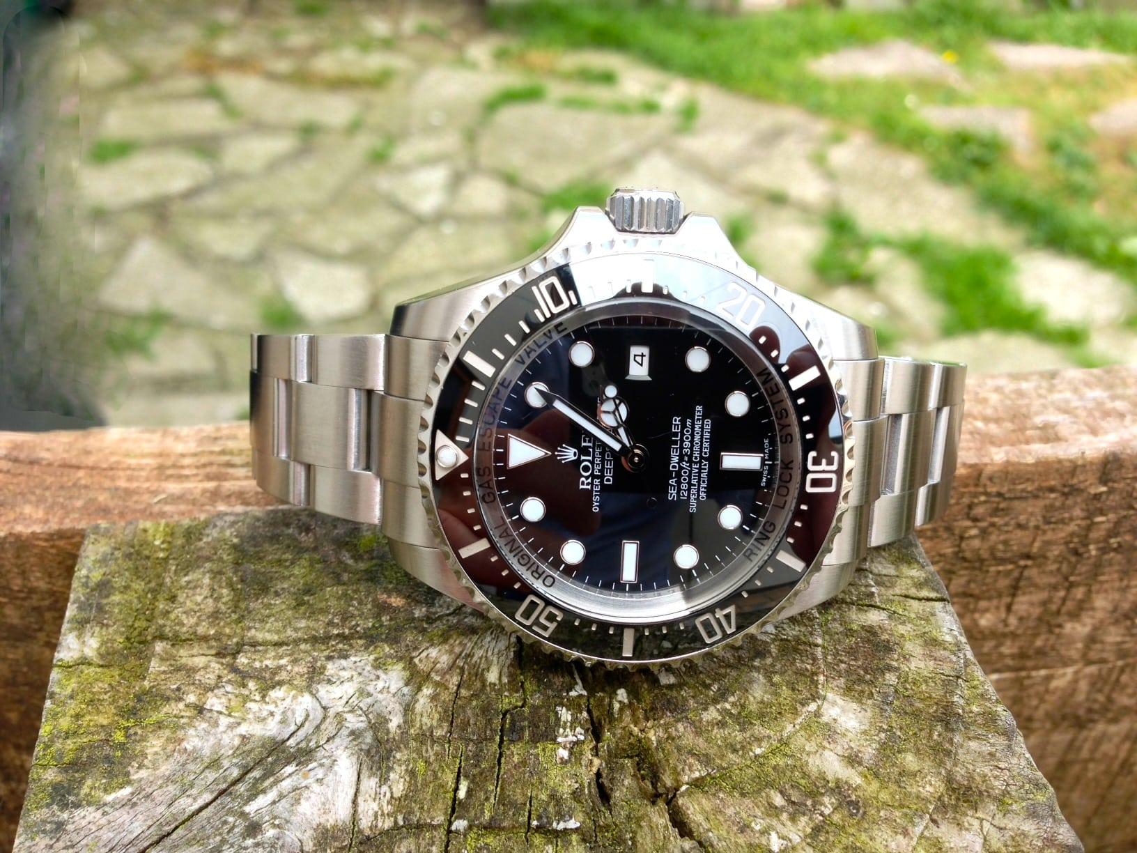 Rolex Sea Dweller Deep Sea -116660
