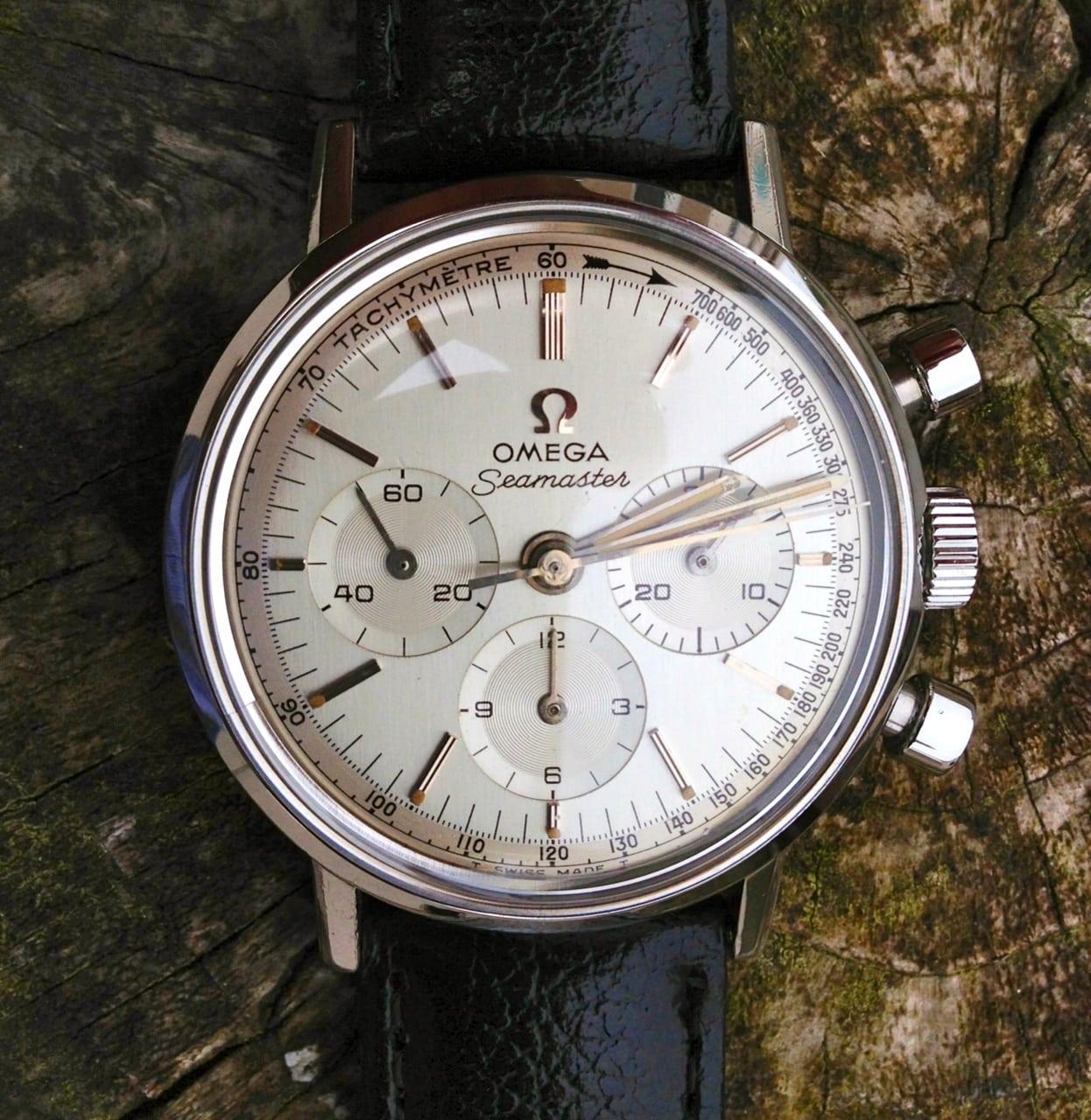 Omega Seamaster Vintage - ref - 145005