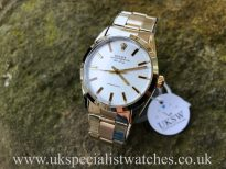 UK Specialist Watches have a Rolex Air-King Precision 5520 - Vintage 1972