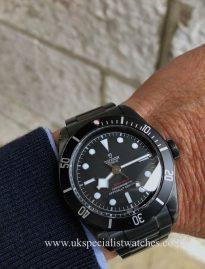 Tudor Heritage Black Bay Dark - 79230DK - UNWORN