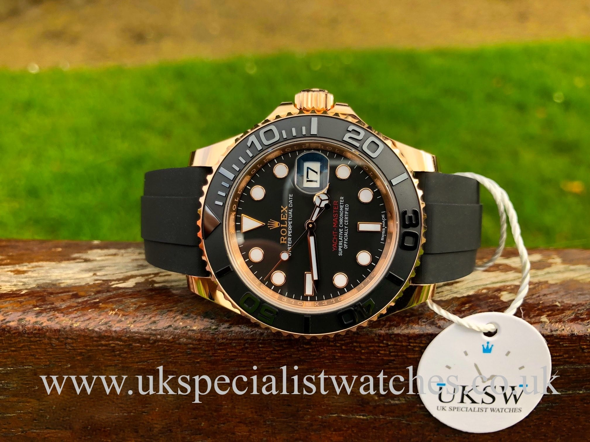Rolex Yacht-Master 40mm - 18ct Everose - 116655