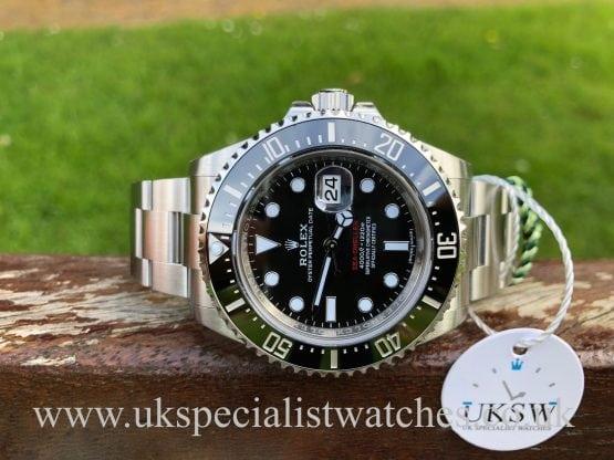 Rolex Sea-Dweller 126600 – Red Writing – 50th Anniversary NEW