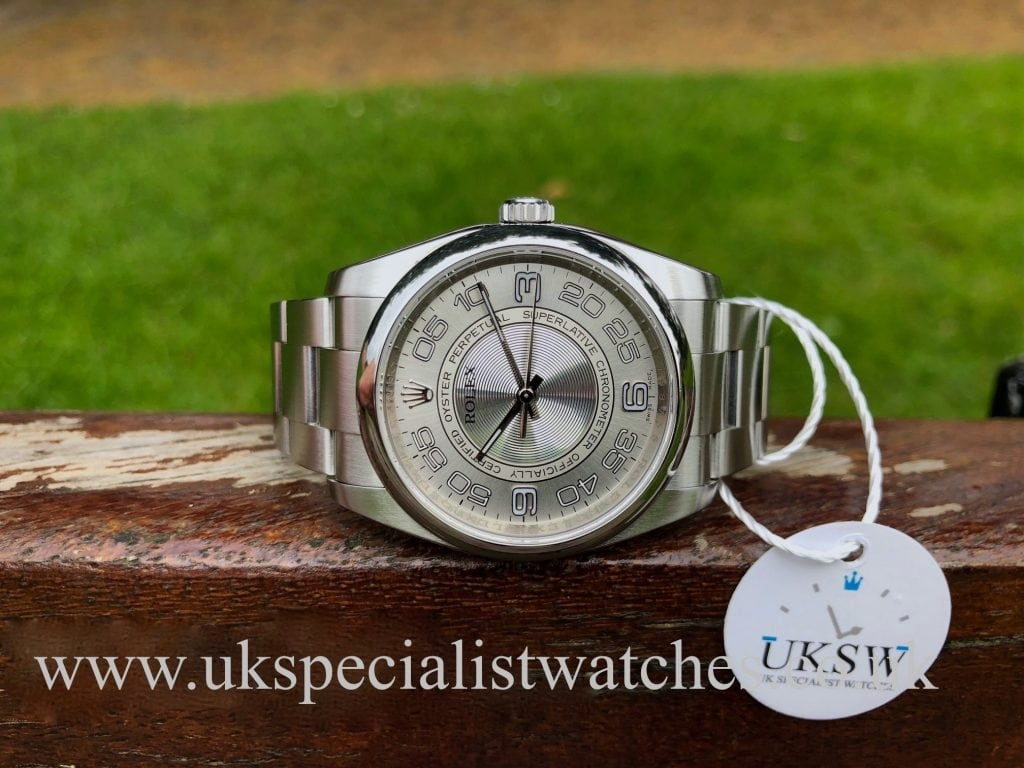 Rolex Oyster Perpetual 36mm – Gents – 116000