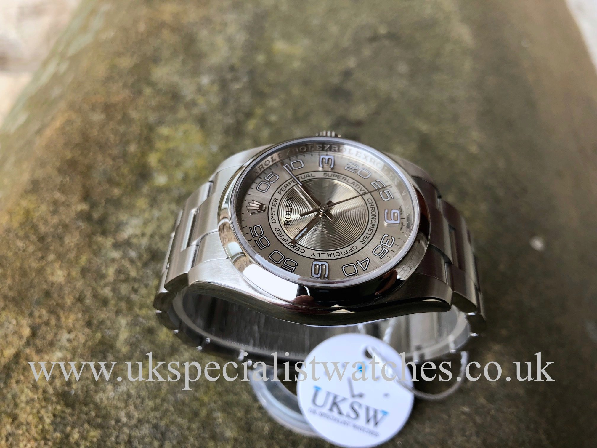 Rolex Oyster Perpetual 36mm Gents 116000