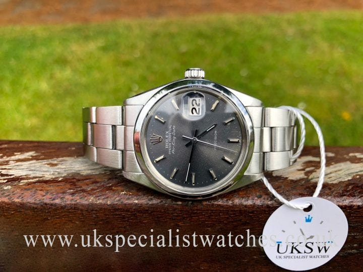 rolex airking date oyster perpetual for sale at uk specialist watches