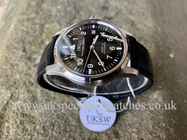 IWC PILOT WATCH MARK XV – STAINLESS STEEL - 3253