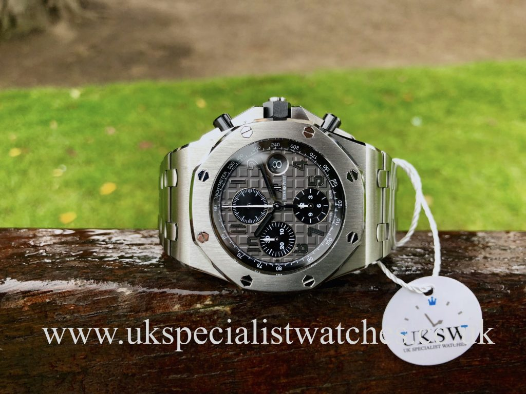 audemars piguet royal oak offshore elephant 26470st oo uk specialist watches On royal oak offshore elephant
