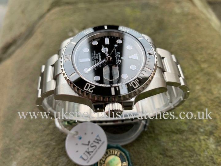 Submariner Date Ceramic Bezel – 116610LN - UNUSED