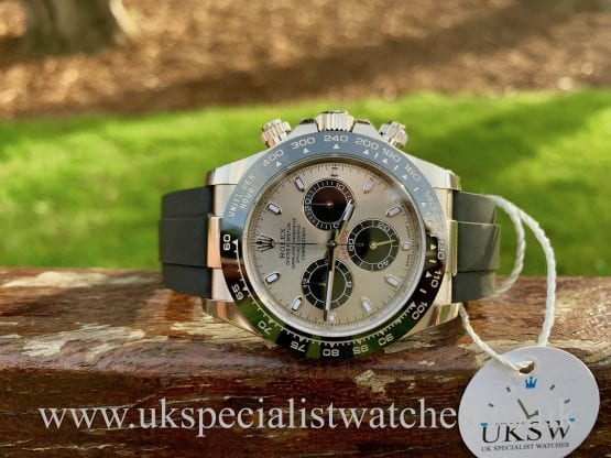 ROLEX DAYTONA 18CT WHITE GOLD – 116519LN – NEW