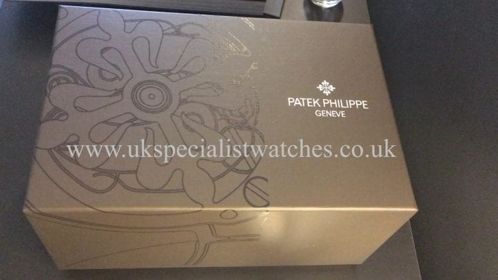 PATEK PHILIPPE AQUANAUT – 18CT ROSE GOLD – 5167R-001 - NEW