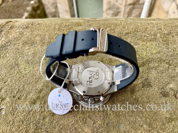 AUDEMARS PIGUET ROYAL OAK PRIDE OF ITALY - 26326ST.OO.D027CA.01 - LIMITED EDITION