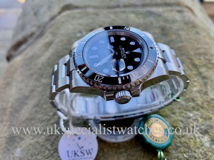ROLEX SUBMARINER DATE CERAMIC BEZEL – 116610LN – UNUSED