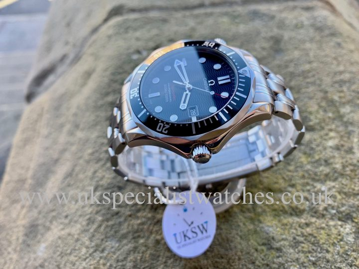 Omega Seamaster 300M - Stainless Steel - 21230416101001