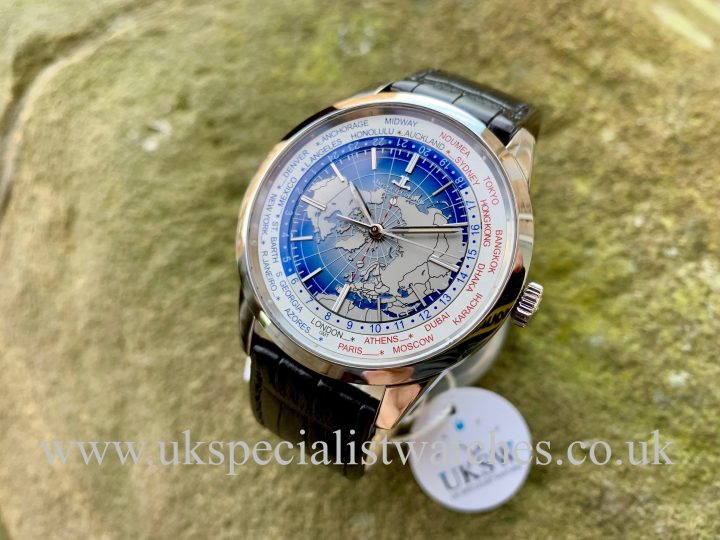 Jaeger-LeCoultre Geophysic Universal Time - Steel - 8108420