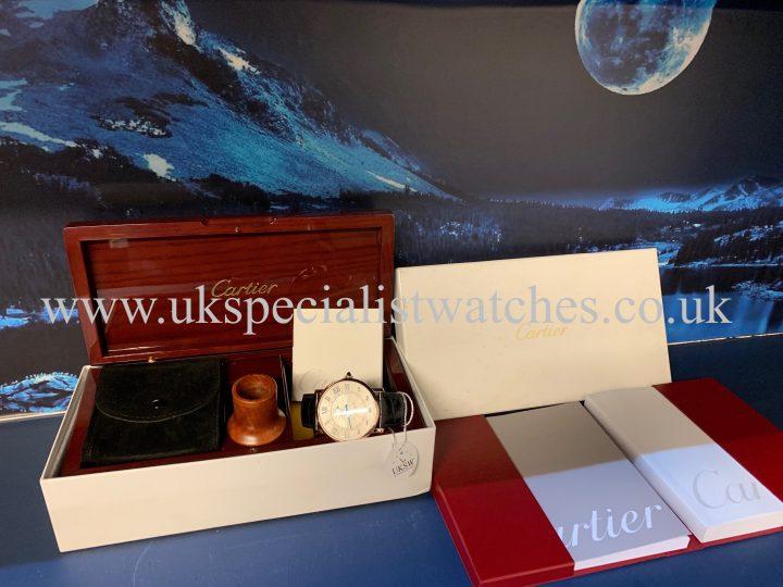 Cartier 18ct Rotonde de Jour et Nuit Day/Night - W1550051 Ltd Edt