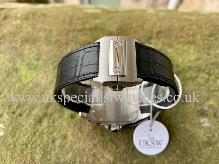 Cartier Santos 100XL - 2656 - Stainless Steel - W20073X8