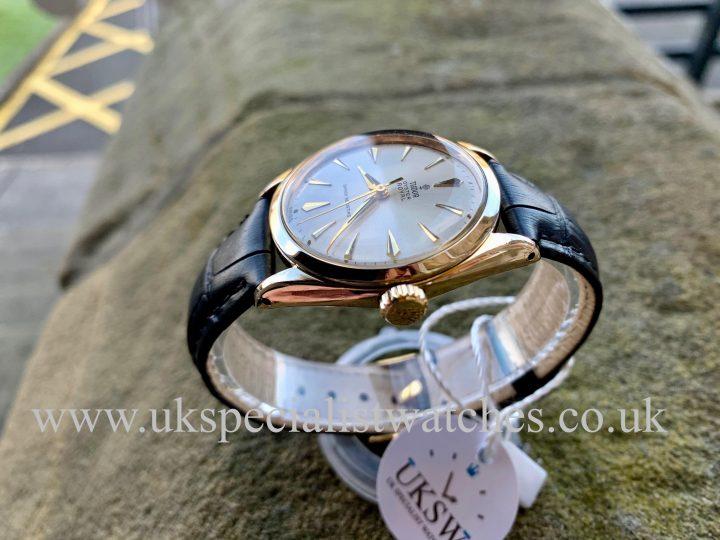 Tudor OYSTER ROYAL 7934 GOLD – VINTAGE 1961Tudor OYSTER ROYAL 7934 GOLD – VINTAGE 1961