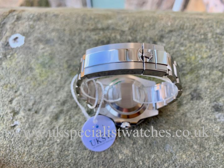 Rolex Submariner 18ct White Gold - Smurf Dial - 116619LB - 2020