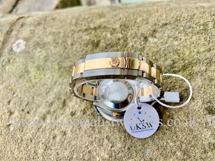 Rolex Datejust Midsize - 31mm- Silver Diamond Dial - 178273