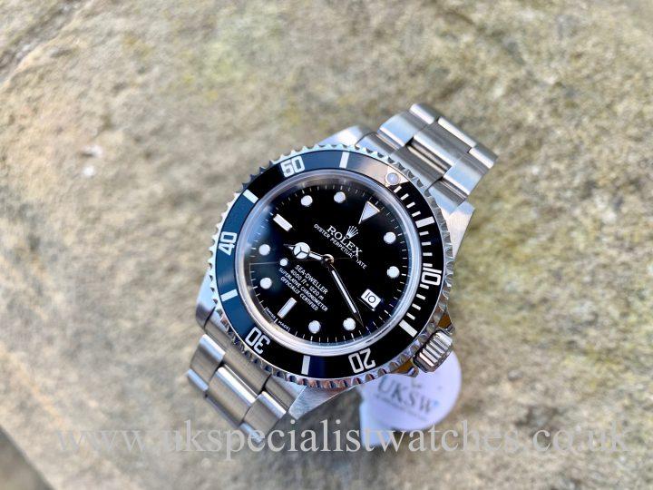 Rolex Sea-Dweller 16600 - Stainless Steel - Full Set 2006