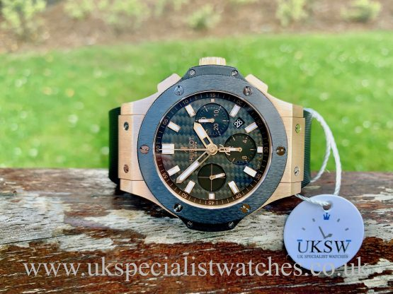 HUBLOT BIG BANG EVOLUTION –18CT ROSE GOLD - 301.PM.1780.RX