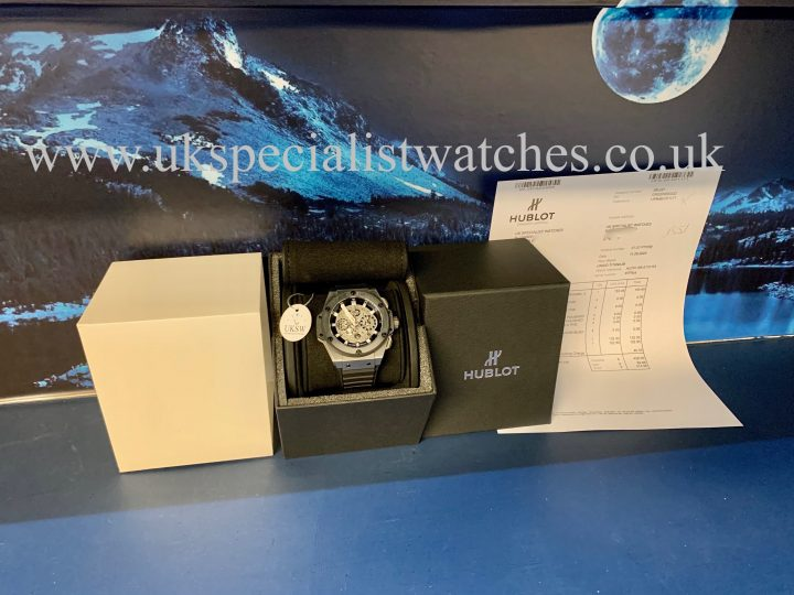 HUBLOT KING POWER UNICO TITANIUM – 701 NX 0170 RX