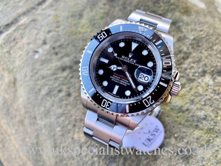 50th anniversary Rolex Sea-dweller