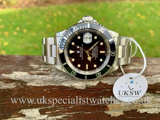 Rolex Submariner 1991 Swiss T25