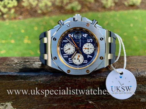 Audemars Piguet Royal Oak Offshore Navy – 26470ST.OO.A027CA.01