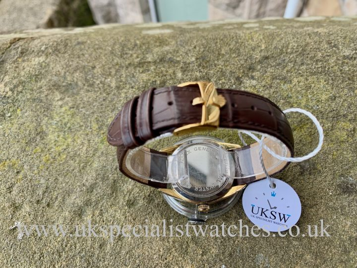 TUDOR OYSTER ROYAL 7991 GOLD - ARABIC DIAL – VINTAGE 1968