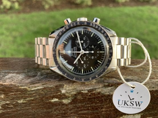 OMEGA SPEEDMASTER MOON WATCH 145.022-76 - VINTAGE 1975